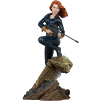Avengers Assemble - Black Widow 14 Inch Statue