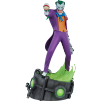 Batman: The Animated Series - The Joker 17 Inch Statue
