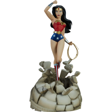 Justice League: The Animated Series - Wonder Woman 20 Inch Statue