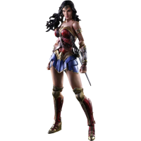 Wonder Woman (2017) - Wonder Woman Play Arts Kai 10inch Action Figure