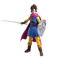 Dragon Quest III: The Seeds of Salvation - Hero Bring Arts 6 inch Action Figure