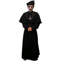 Ghost - Cardinal Copia Costume
