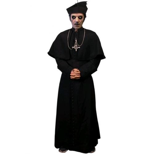 Ghost - Cardinal Copia Costume