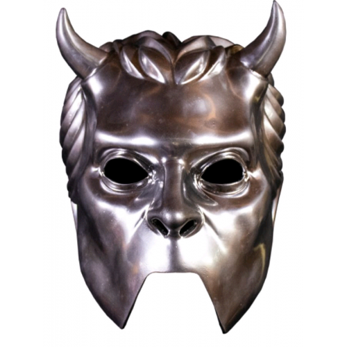 Ghost - Chrome Male Nameless Ghoul Mask
