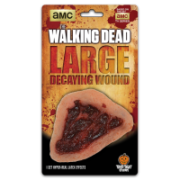 The Walking Dead - Large Decaying Wound Latex Appliance