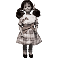 The Twilight Zone - Talky Tina 1:1 Scale Life-Size Doll Replica