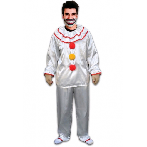 American Horror Story - Twisty with Mouth Adult Costm