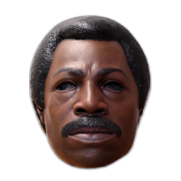 Rocky - Apollo Creed Mask