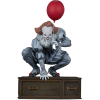It (2017) - Pennywise 13 inch Maquette Statue