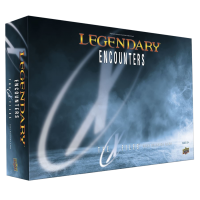 Legendary Encounters - The X-Files Deck Building Game