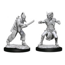 Dungeons and Dragons - Nolzur?s Marvelous Unpainted Minis: Male Human Monk