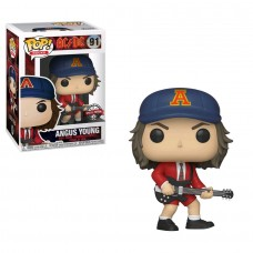AC/DC - Angus Young Red Jacket  Pop!