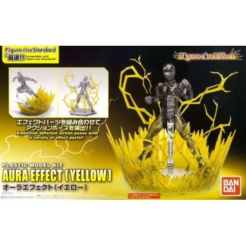 Action Figurise - Aura Effect - Yellow Accessory