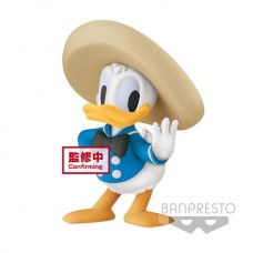 Disney Character Fluffy Puffy - The Three Caballeros - Vol.2 (A:donald Duck)