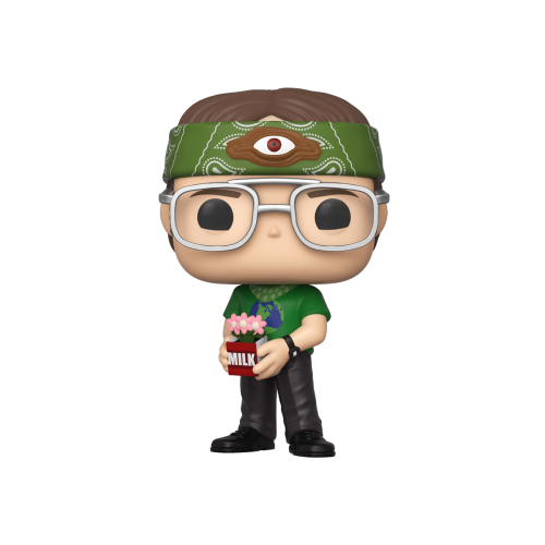 The Office - Dwight Schrute AS Recyclops Pop! Vinyl Figure (2020 Spring Convention Exclusive)