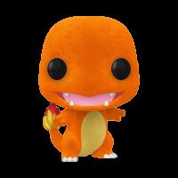 Pokemon - Flocked Charmander Pop! Vinyl Figure (2020 Spring Convention Exclusive)