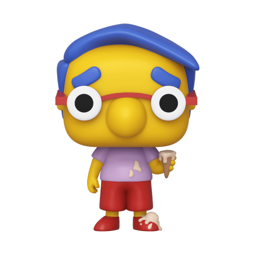 The Simpsons - Milhouse Pop! Vinyl Figure (2020 Spring Convention Exclusive)