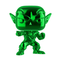 Dragon Ball Z - Green Chrome Piccolo Pop! Vinyl Figure (2020 Spring Convention Exclusive)