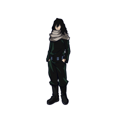 My Hero Academia - Shota Aizawa FigPin Enamel Pin