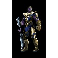 Avengers: Endgame - Thanos XL FigPin Enamel Pin