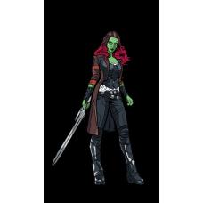 Avengers: Infinity War - Gamora  FigPin Enamel Pin
