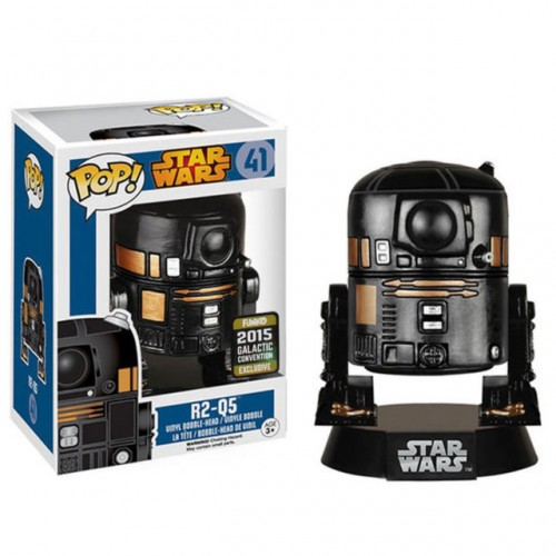Star Wars - R2-Q5 Pop! Vinyl *Out of the Box* Bobble Figure