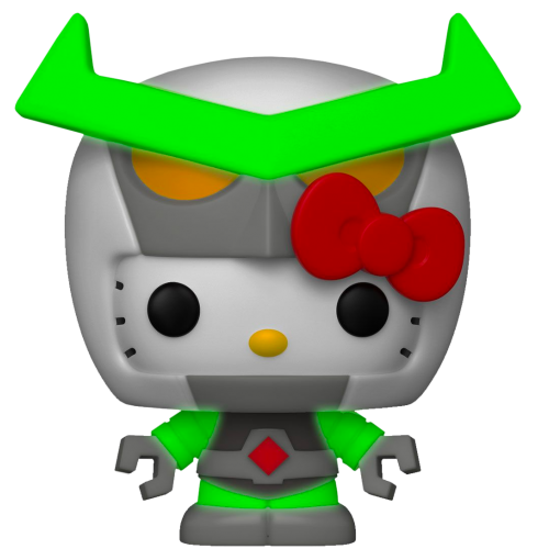 Hello Kitty - Hello Kitty Space Kaiju Glow in the Dark Pop! Vinyl Figure