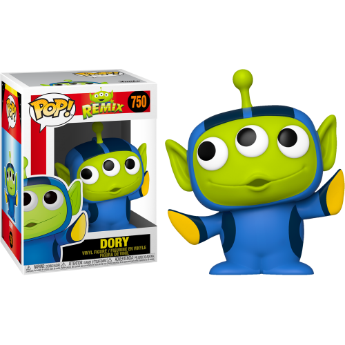 Pixar - Alien Remix Dory Pop! Vinyl Figure