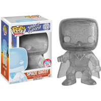 Space Ghost - Invisible Space Ghost Pop! Vinyl Figure (2016 New York Comicon Exclusive)