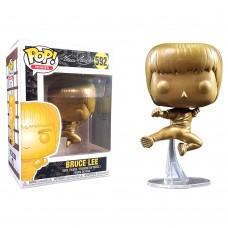 Game of Death - Flying Kick Gold Bruce Lee Pop! Vinyl Figure