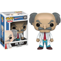 Mega Man - Dr Wily Pop! Vinyl Figure