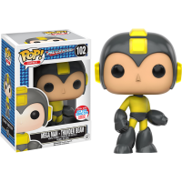 Mega Man - Thunder Beam Pop! Vinyl Figure (2016 New York Comicon Exclusive)