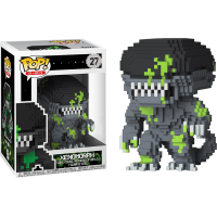 Alien - Xenomorph Blood Splatter 8-Bit Pop! Vinyl Figure
