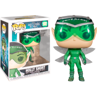 Artemis Fowl - Holly Short Pop! Vinyl Figure