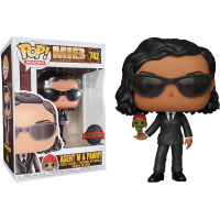 Men In Black: International - Agent M with Pawny Pop! Vinyl Figure