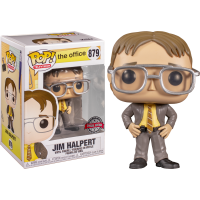The Office - Jim Halpert as Dwight Pop! Vinyl Figure