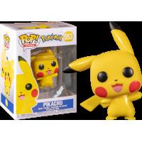 Pokemon - Pikachu Waving Pop! Vinyl Figure