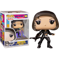 Birds of Prey (2020) - Huntress Pop! Vinyl Figure