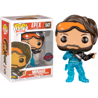 Apex Legends - Mirage Translucent Pop! Vinyl Figure