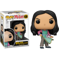 Mulan (2020) - Mulan Villager Pop! Vinyl Figure