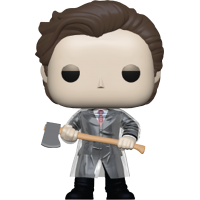 American Psycho - Patrick Bateman with Axe Pop! Vinyl Figure