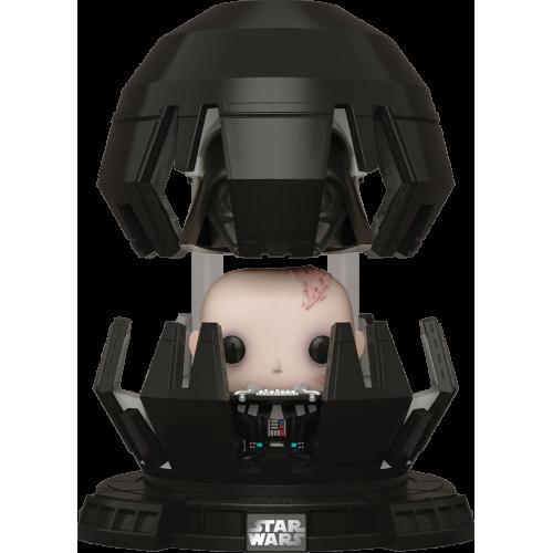 Star Wars Episode V: The Empire Strikes Back - Darth Vader in Meditation Chamber Deluxe Pop! Vinyl Figure