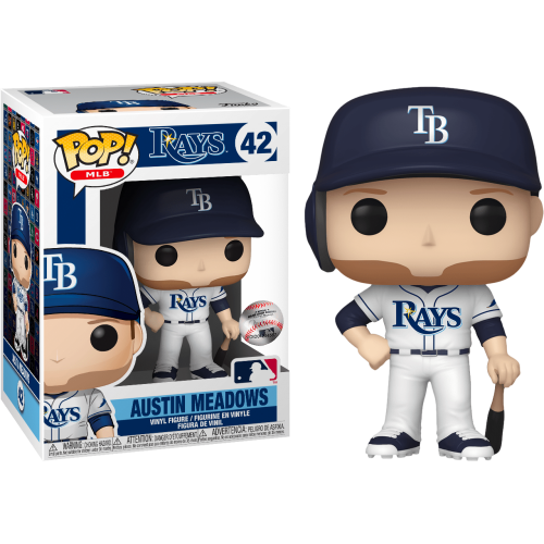 MLB Baseball - Austin Meadows Tampa Bay Rays Pop! Vinyl Figure