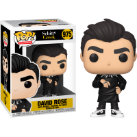 Schitt's Creek - David Rose Pop! Vinyl Figure
