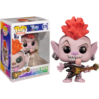 Trolls World Tour - Queen Barb Pop! Vinyl Figure