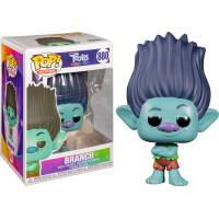 Trolls World Tour - Branch Pop! Vinyl Figure
