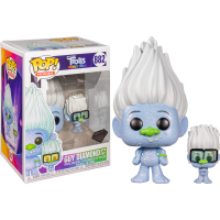 Trolls World Tour - Guy Diamond with Tiny Diamond Glitter Pop! Vinyl Figure