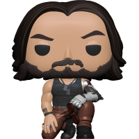 Cyberpunk 2077 - Johnny Silverhand Pop! Vinyl Figure