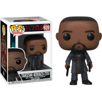 Altered Carbon - Takeshi Kovacs Wedge Sleeve Pop! Vinyl Figure