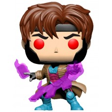 X-Men - Gambit with cards Translucent Glow  Pop! Vinyl Figure